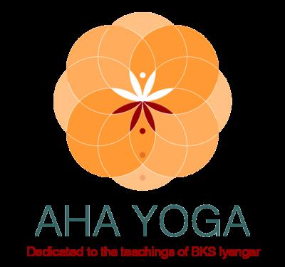 AHA Yoga with Kerry Doyle Iyengar Yoga